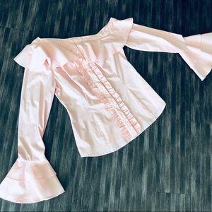indochine Cotton blouse